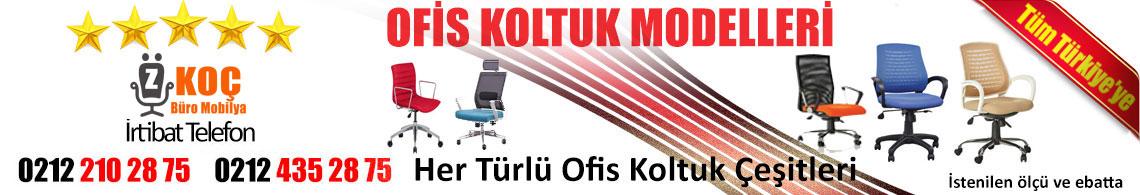 OFİS KOLTUK MODELLERİ